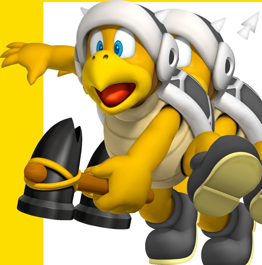 Army Hammer Bro Fantendo Nintendo Fanon Wiki Fandom Powered