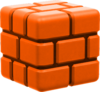 BrickBlock Orange