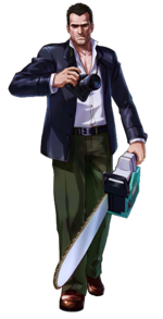 Frank West (Project X Zone)