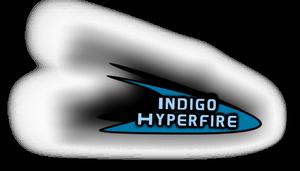 Indigo Hyperfire Logo