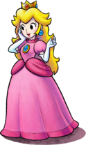 MLPJ Artwork - Princess Peach