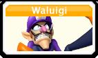 MSM- Waluigi Icon