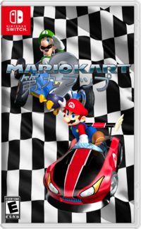 Mariokart 9 Switch