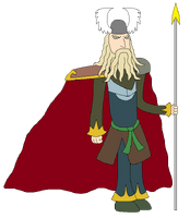 Odin (Battlegrounder)