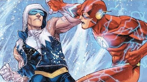 Supervillain Origins Captain Cold