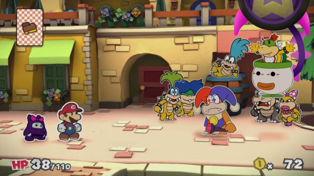 Paper Mario Color Splash Recutchapter 6 Fantendo Nintendo