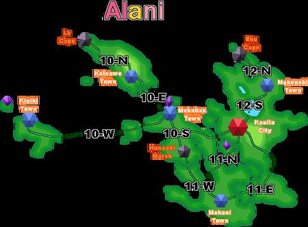 Alani Island