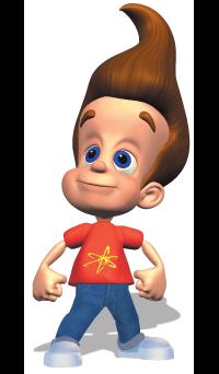 """James Isaac """"Jimmy"""" Neutron"""