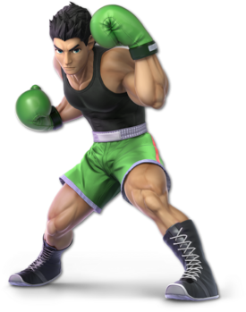 Little Mac SSBU