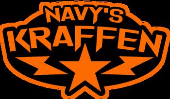 Navyskraffenlogoborder