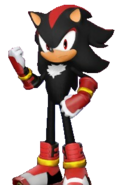 Shadow - Sonic Boom Runners