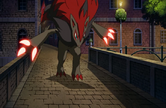 Zoroark Night Slash