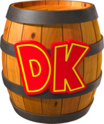 150px-DKBarrelDKCR