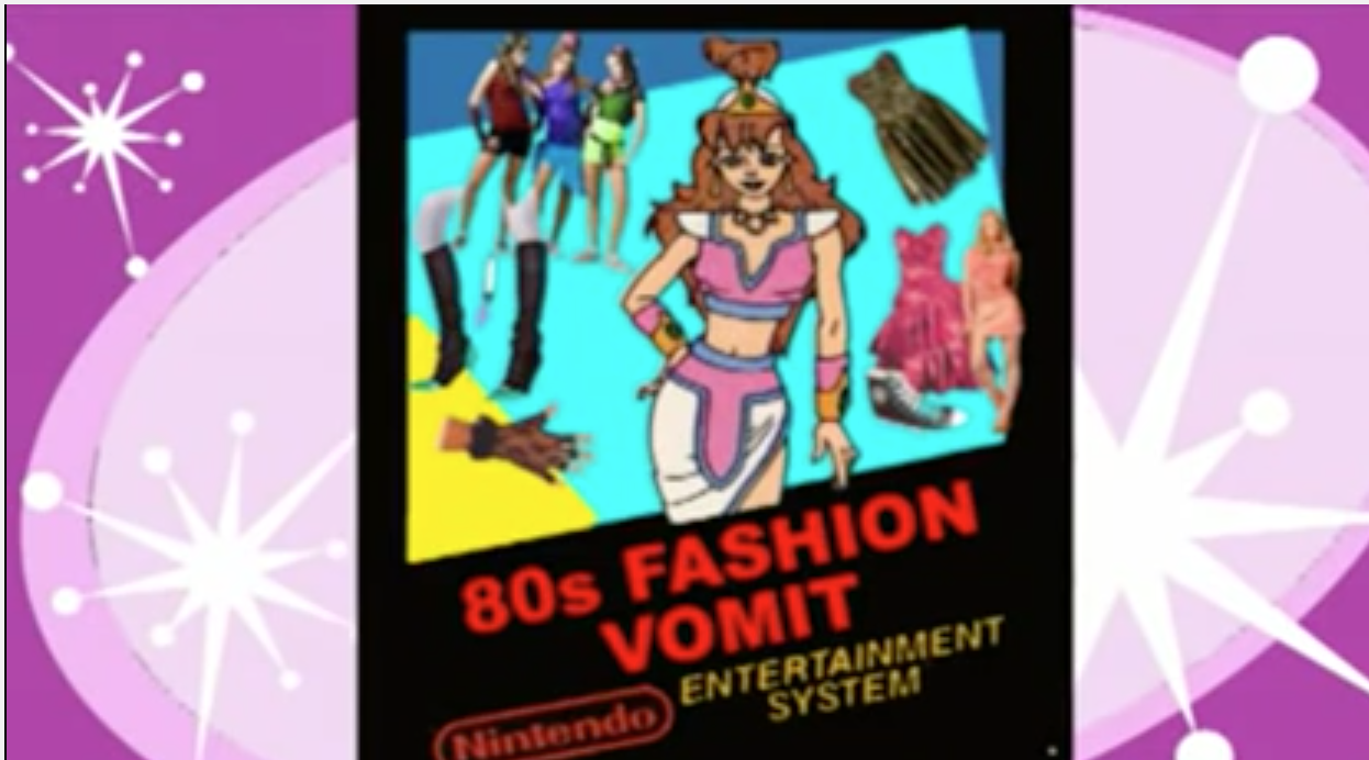 80s Fashion Vomit   Fantendo - Nintendo Fanon Wiki   FANDOM powered ...