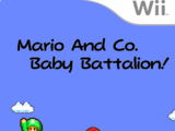 Mario and Co.: Baby Battalion