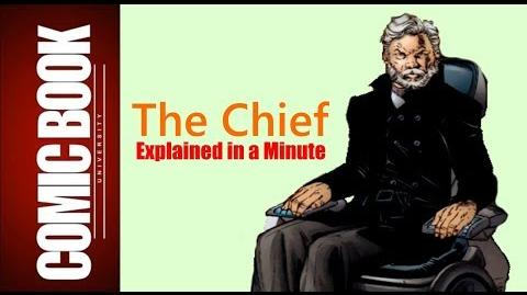 Chief (Explained in a Minute) COMIC BOOK UNIVERSITY