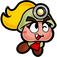 Goombella Transparent