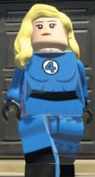 Invisible Woman (Lego Batman 4)
