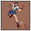 JSSB character preview icon - Sakura