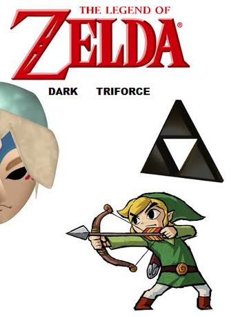 LOZ Dark Triforce