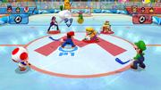 Mario hockey