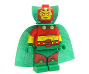 Mister Miracle (Lego Batman 4)