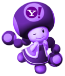 Yahoo Toadette