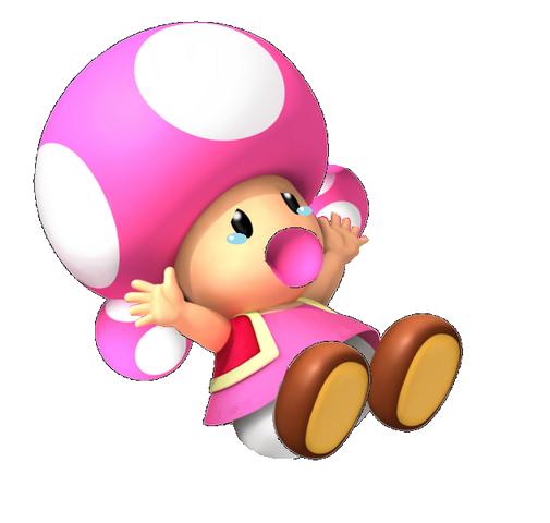 Baby Toadette Fantendo Nintendo Fanon Wiki Fandom Powered By Wikia