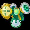 Paint Gun Green KH3D