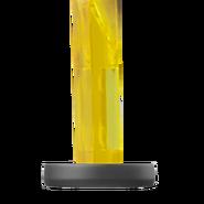 Plastic amiibo