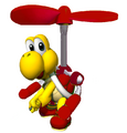 Red Copter Koopa