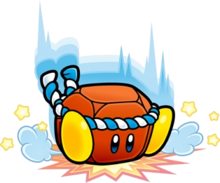 Rocky Kirby the Fighters 2