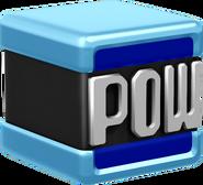 SM3DW styled blue POW Block