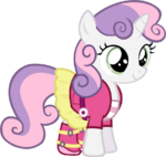 Sweetie Belle - Equestria Girls outfit