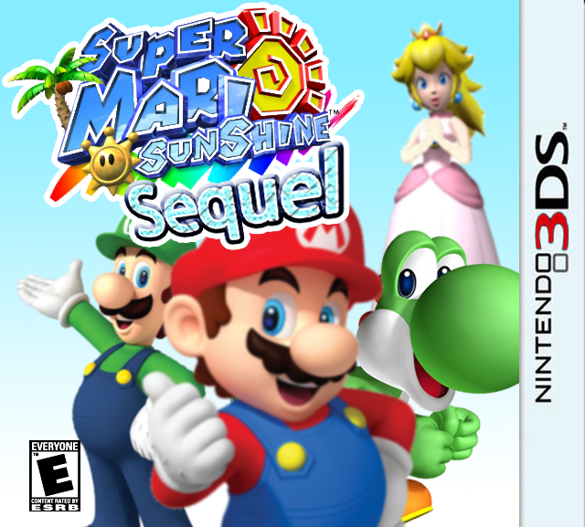 Super Mario Sunshine Sequel Fantendo Nintendo Fanon Wiki