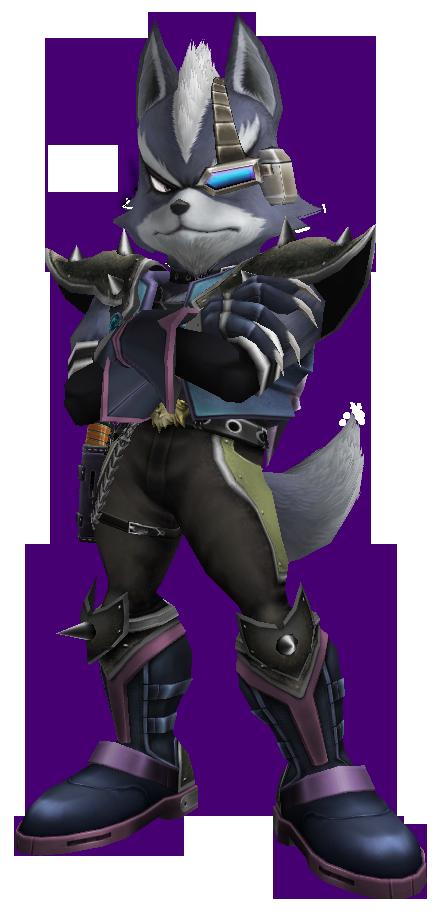 Wolf Star Fox