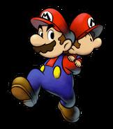 525px-Mario & Baby Mario PiT