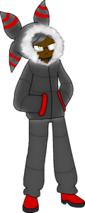 AzrailNeos Costume 6