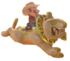 Cowboy Mario 3
