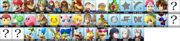 DVDS (Playable) Roster 3