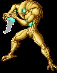 Gold Torizo