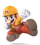 Mario SSBUltimate (Builder)