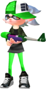 ZAgent 2 3D Marie with Charger