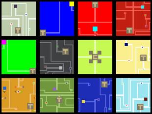 Zelda Maps