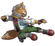1.8.Fox's air kick
