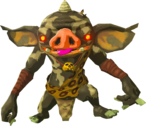 BotW Black Bokoblin Model
