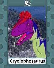 Cryolophosaurus-card-dtcg