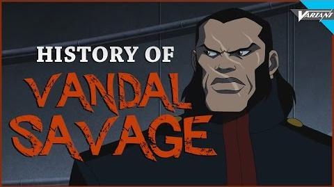History Of Vandal Savage!