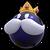 King Bob-omb MKSR Icon
