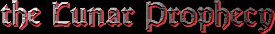 Lunar Prophecy logo
